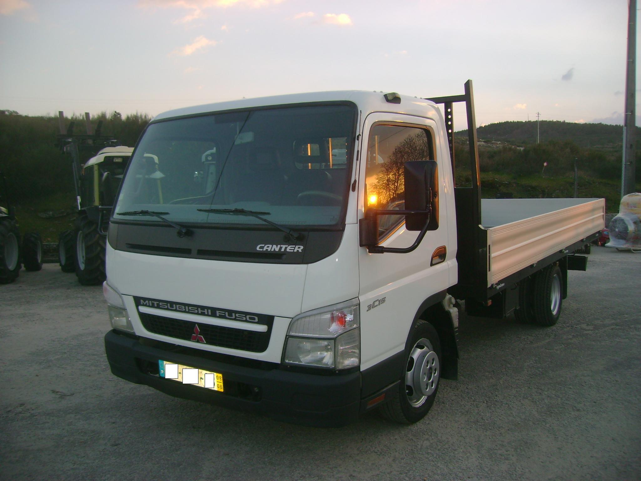 Mitsubishi Canter 3C15