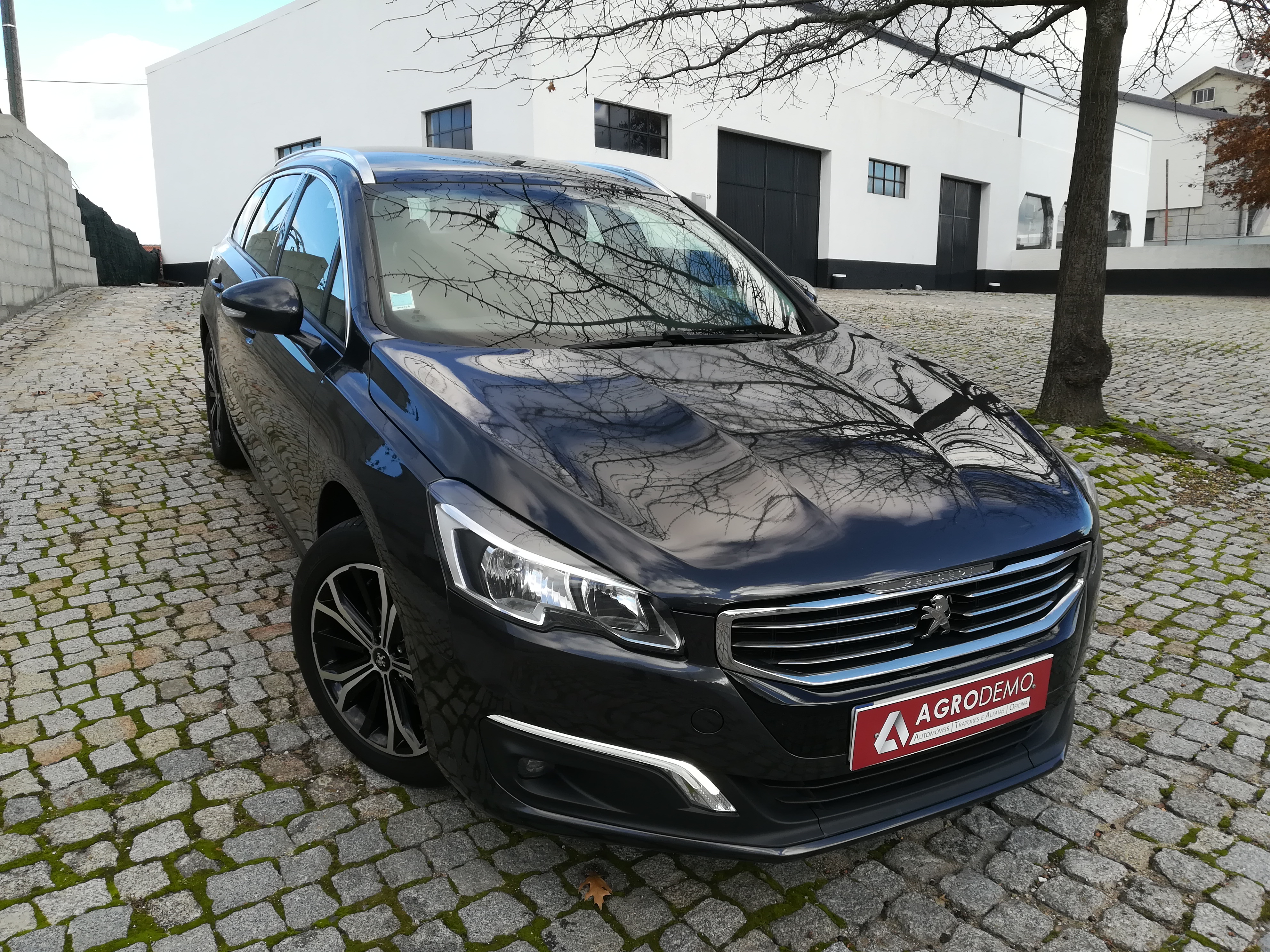 Peugeot  sw 508