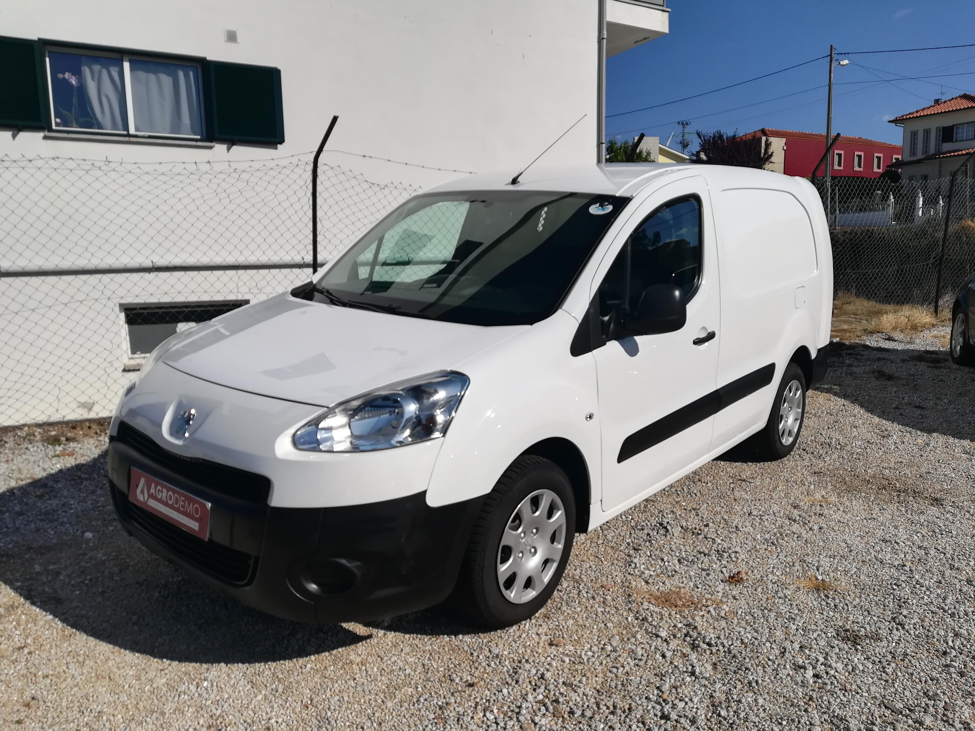 Peugeot partner l2 90cv