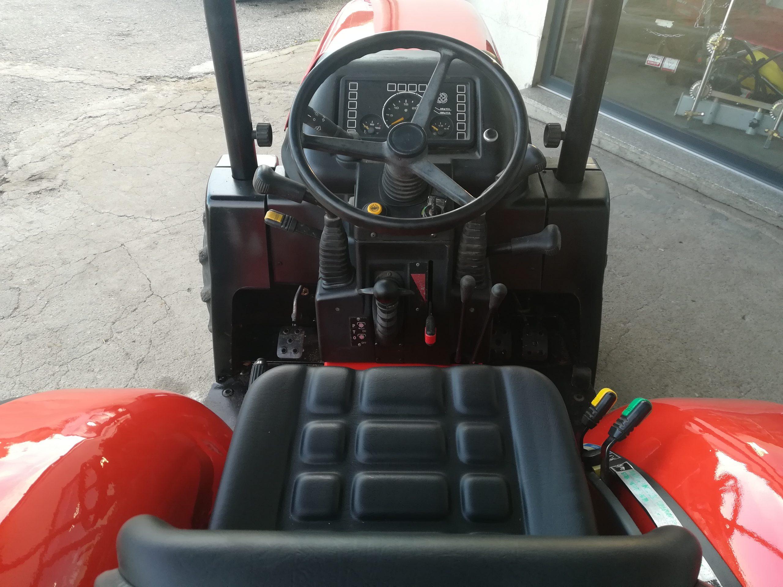 Trator same Solaris 25