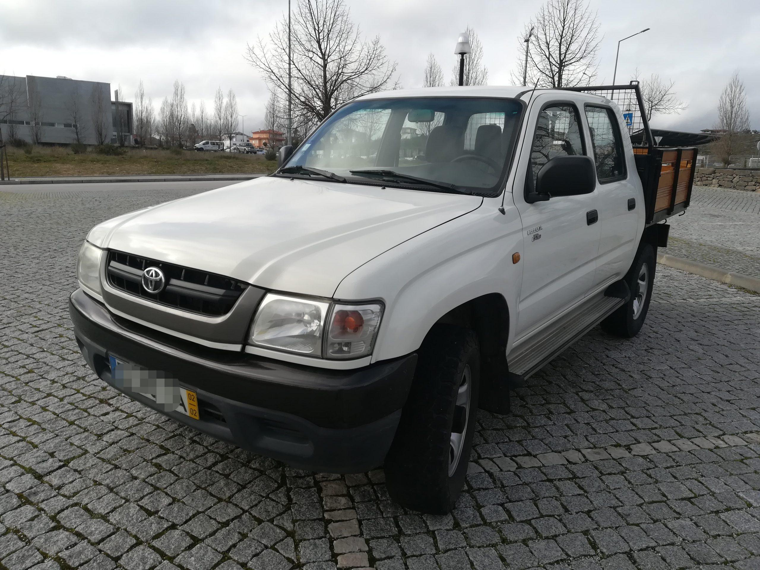 Toyota Hilux 4×4 d4d