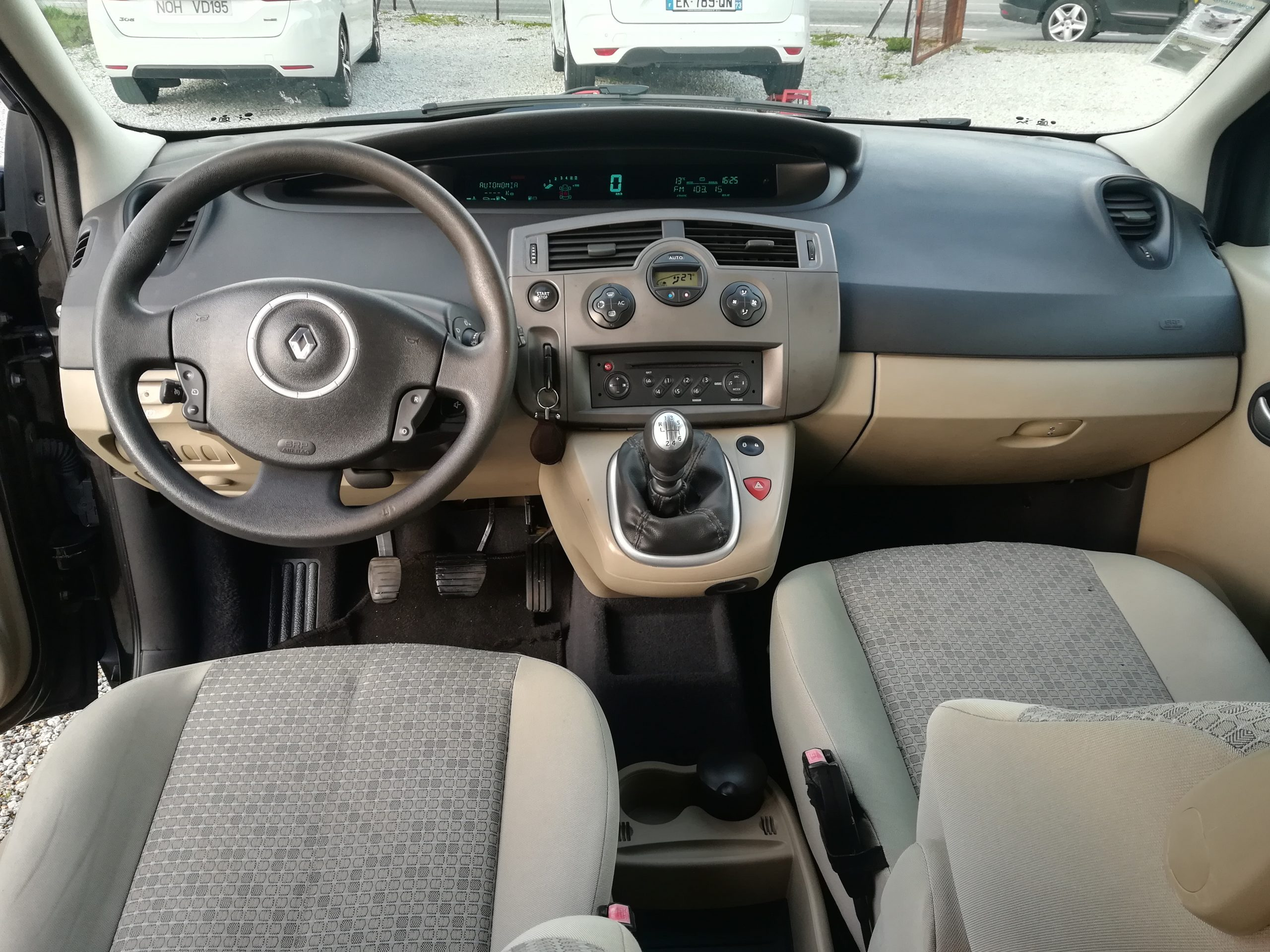 Renault senic 1.5 7 lugares