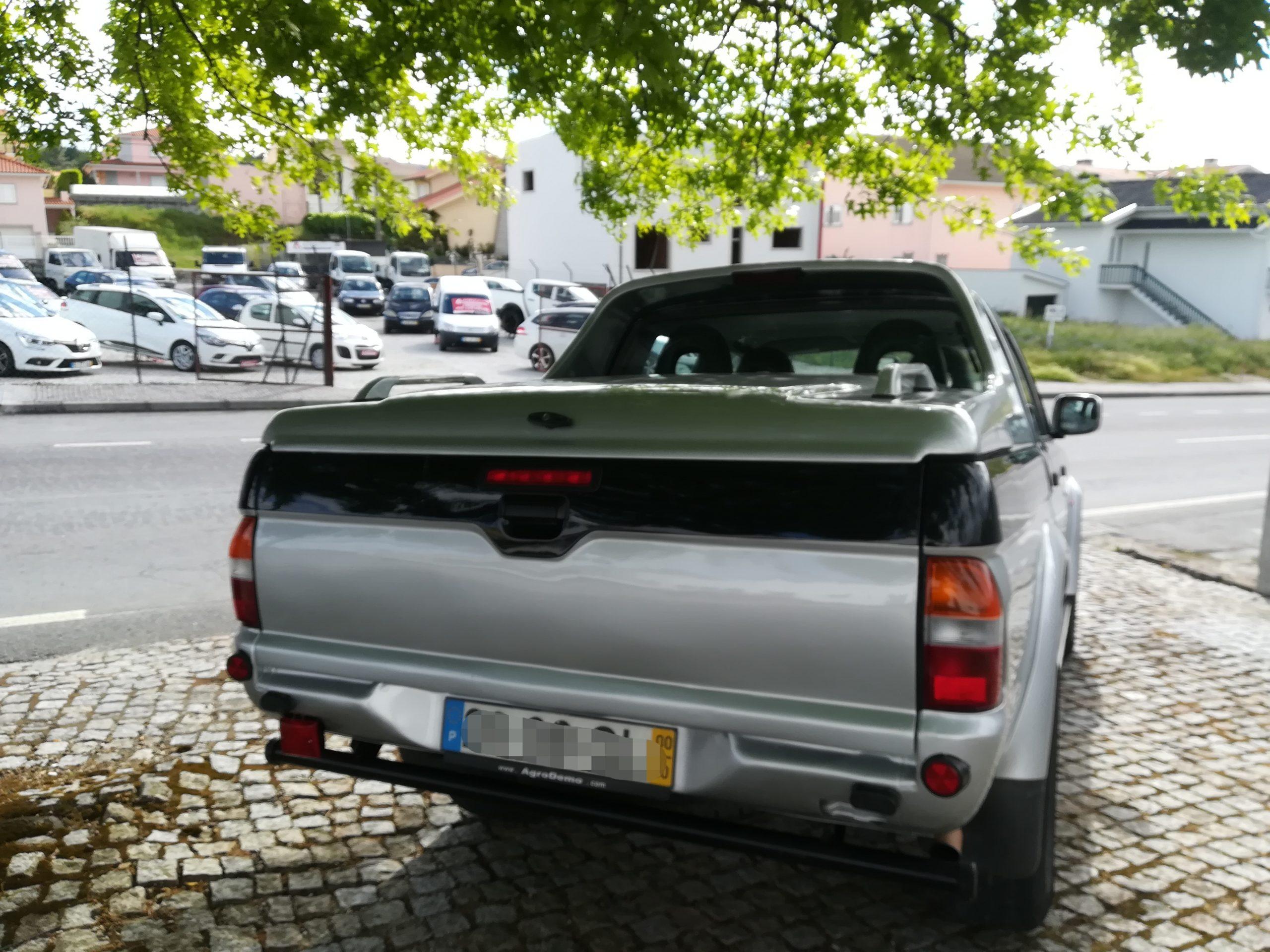 Mitsubishi l200 STRAKAR 4×4