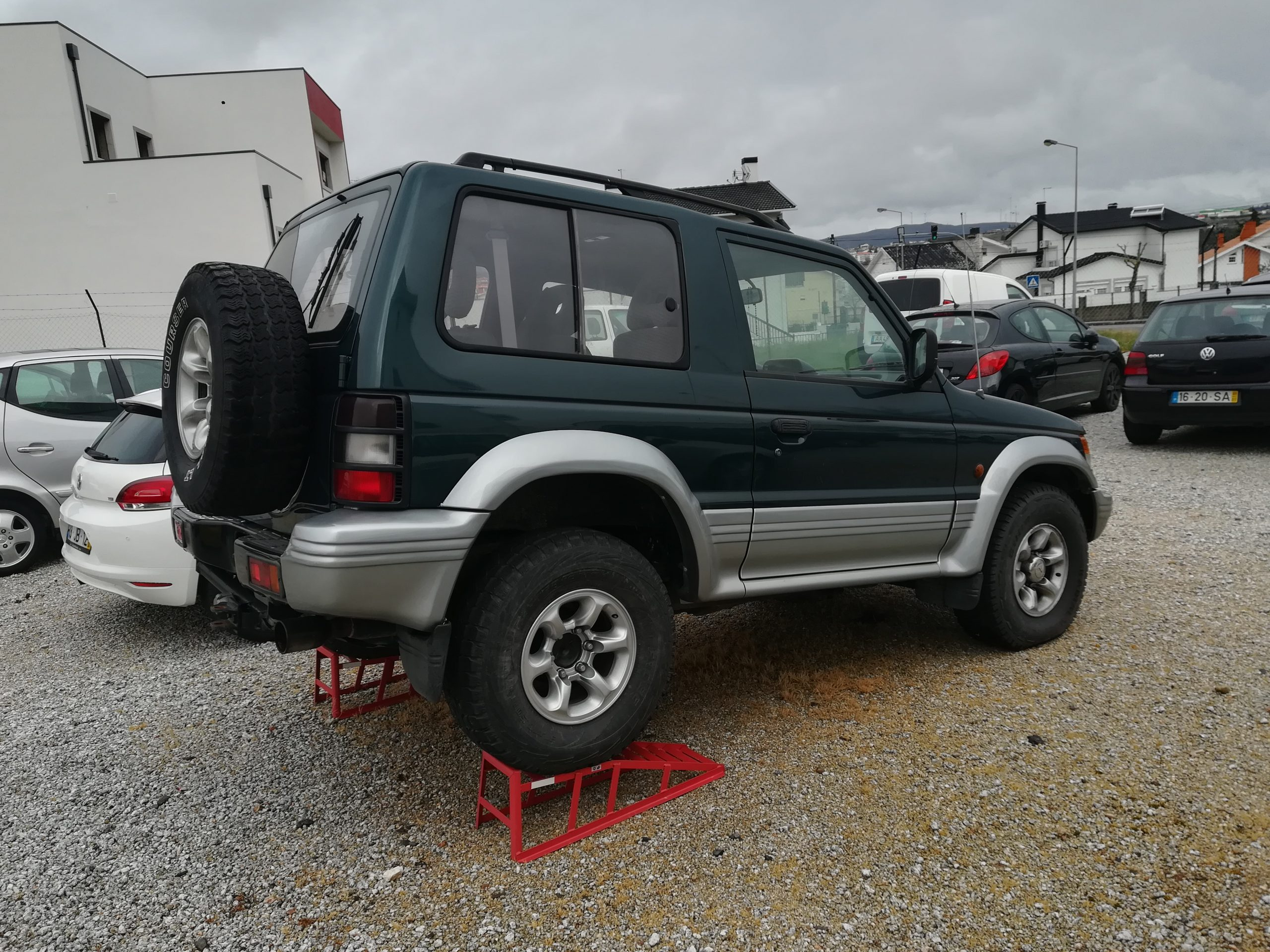 Mitsubishi pajero 2.8 gls