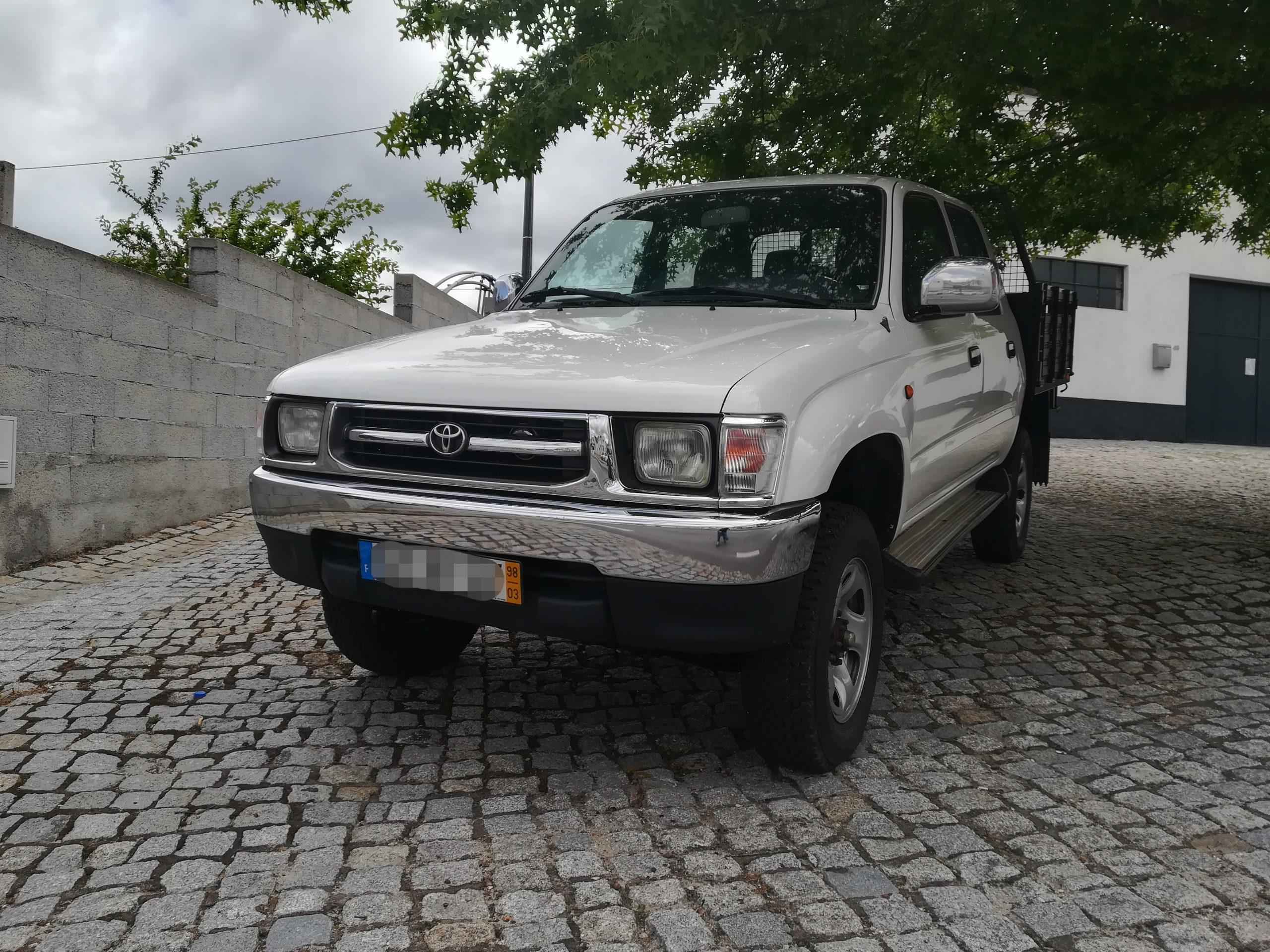 Toyota Hilux 4×4 pick up