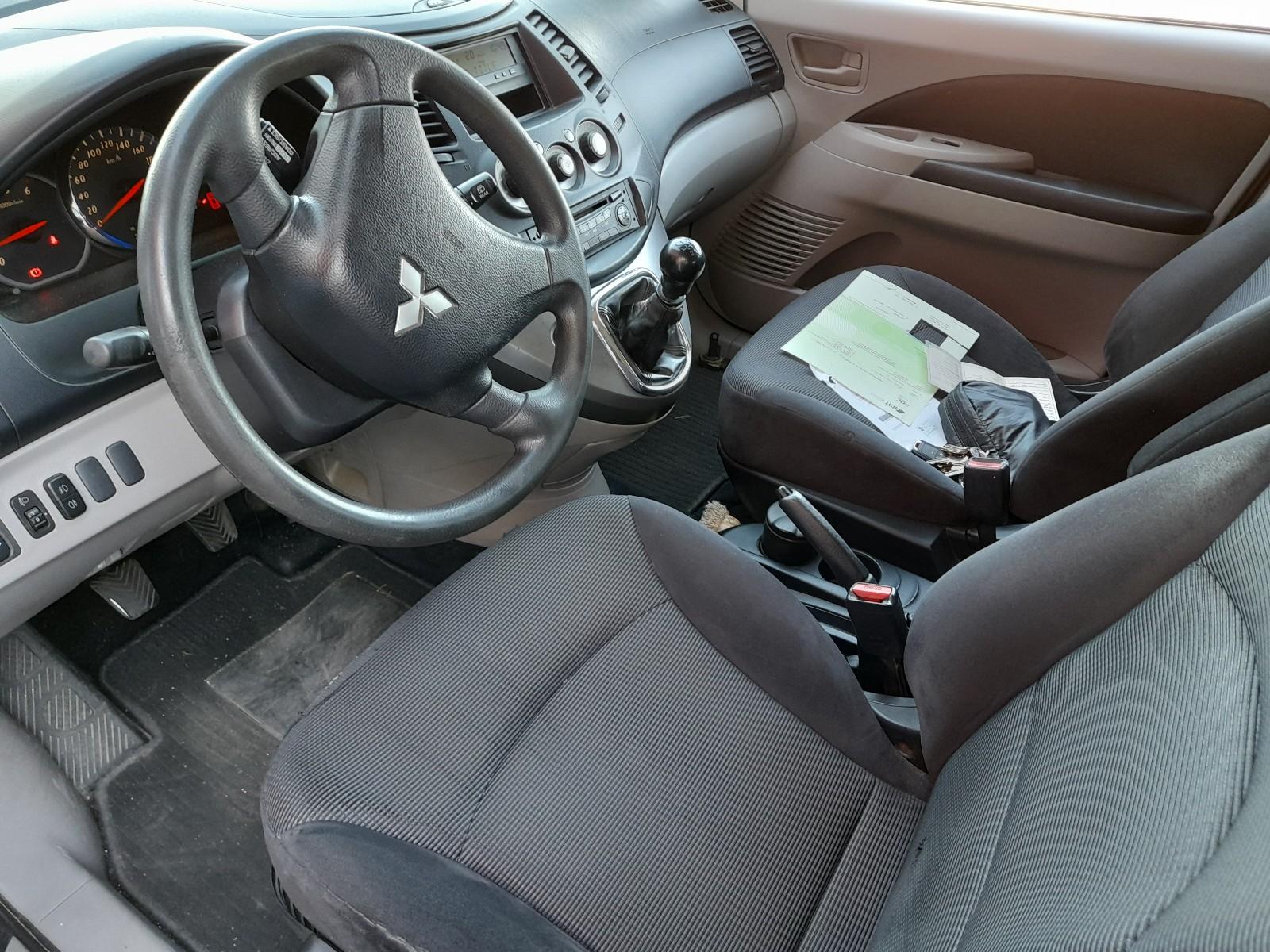 Mitsubishi grandis 7lugares
