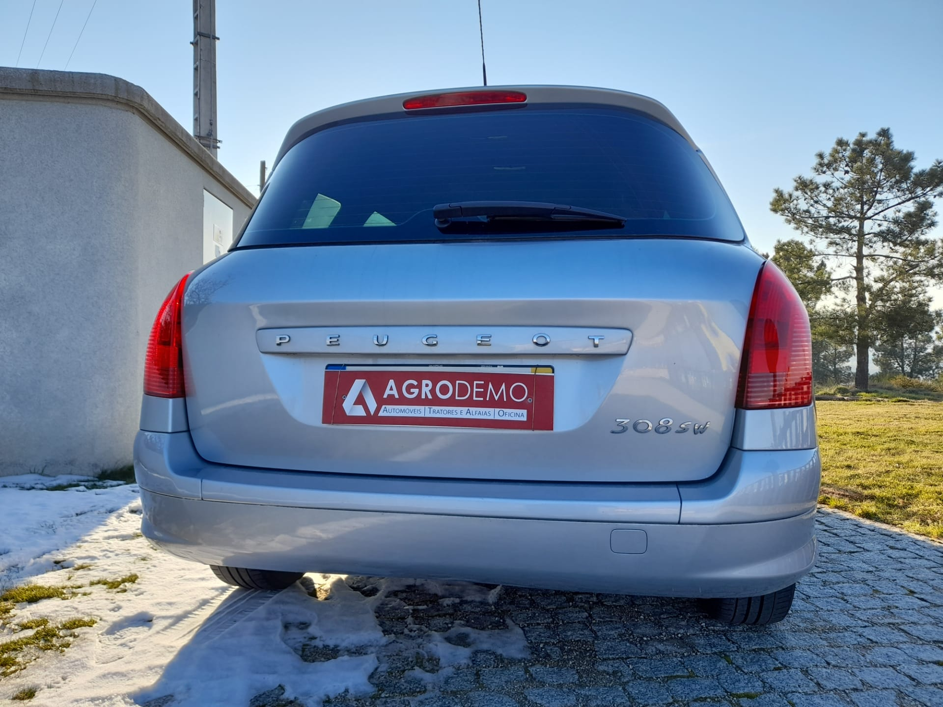 Peugeot 308 sw NAVTQ