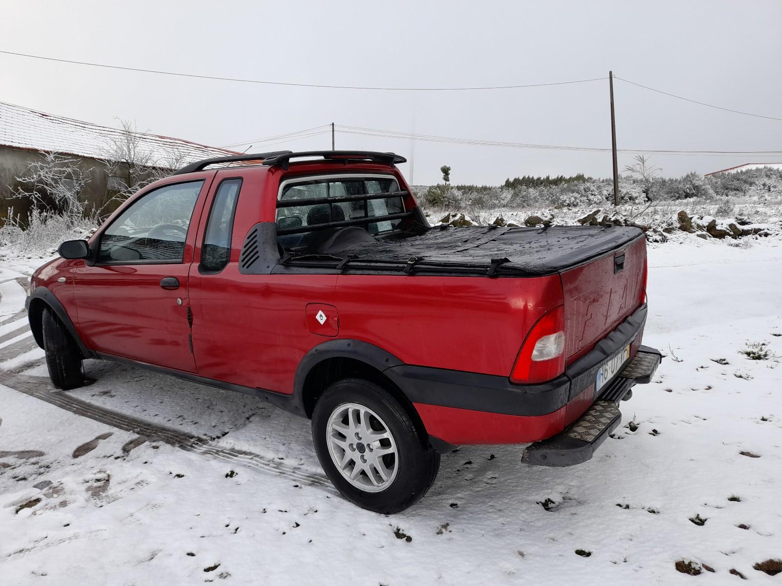 Fiat strada 1.9 jtd Pick up