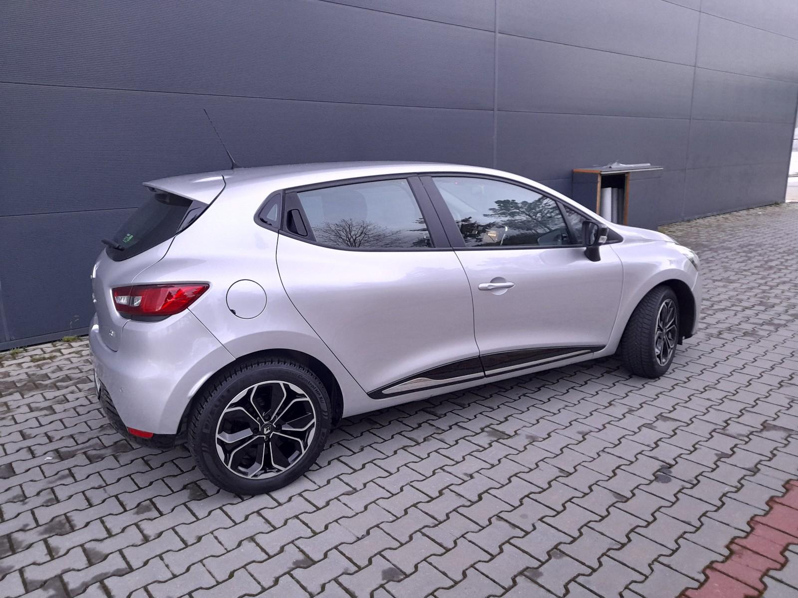 Renault clio dci gps