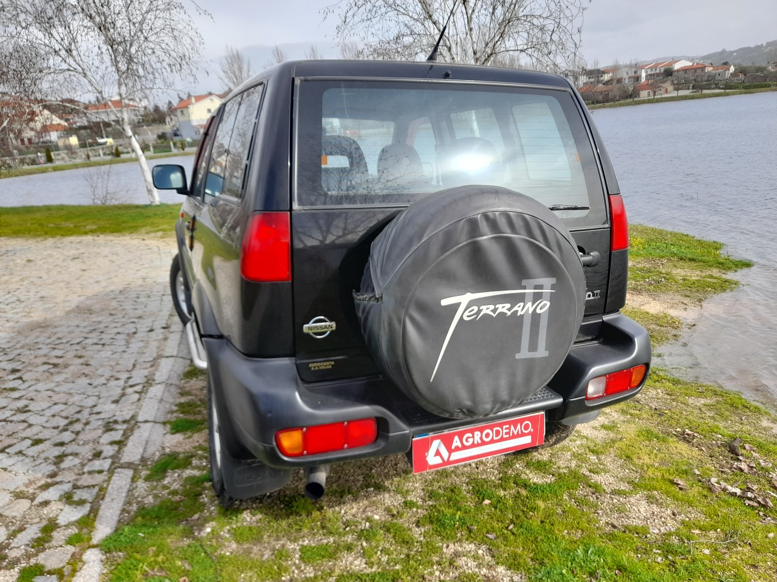 Nissan Terrano II 2.7tdi