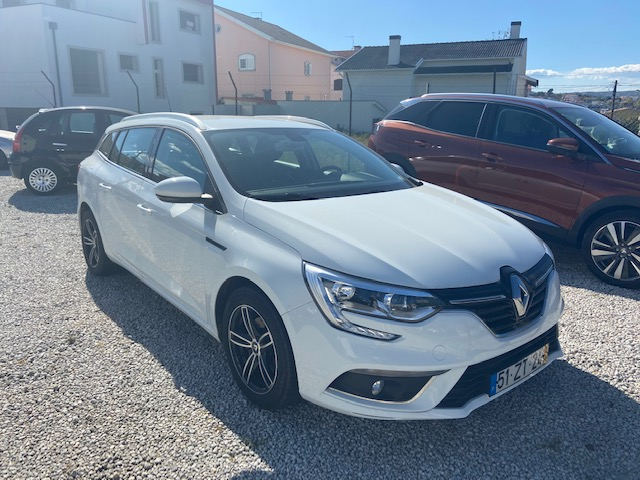 Renault Megane Estate Break 1.5 DCI